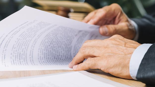 Ce que les tribunaux recherchent dans le bilan de la succession